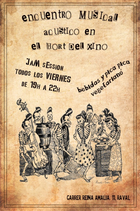 cartel JAM